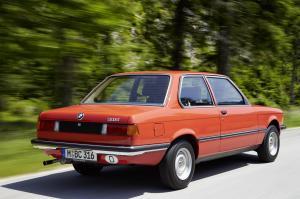 BMW-316-E21-Heck