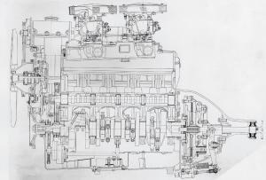 BMW-507-Motor