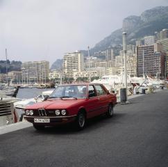 BMW-5er-E12-1972-erste-Generation-