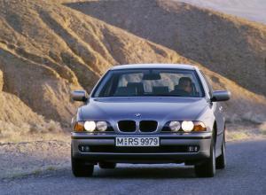 BMW-5er-E39-Frontansicht-