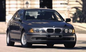 BMW-5er-E39-vierte-Generation-
