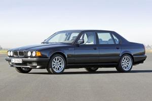 BMW-750iL-E32-Seitenansicht