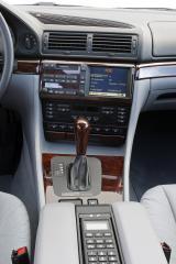 BMW-E38-750iL-Mittelkonsole