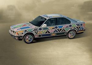 Esther-Mahlangu-BMW-525i-