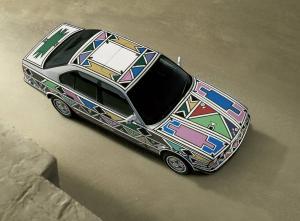 Esther-Mahlangu-BMW-525i-2