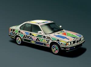 Esther-Mahlangu-BMW-525i-3