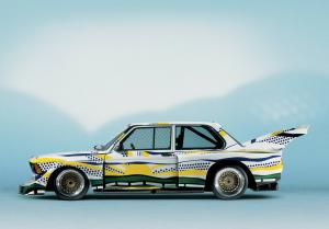 Roy-Lichtenstein-BMW-320i-