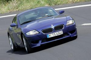 BMW-Z4-M-Coupe-Frontansicht-