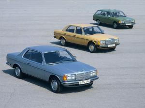 mercedes-benz-baureihe-123-modelle