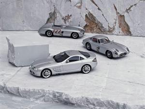 mercedes-benz-slr-mcLaren-modelle