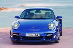 porsche-911-turbo-front